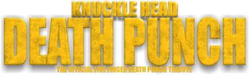 5FDP tribute Knucklehead Death Punch